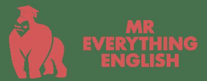 Mr Everything English