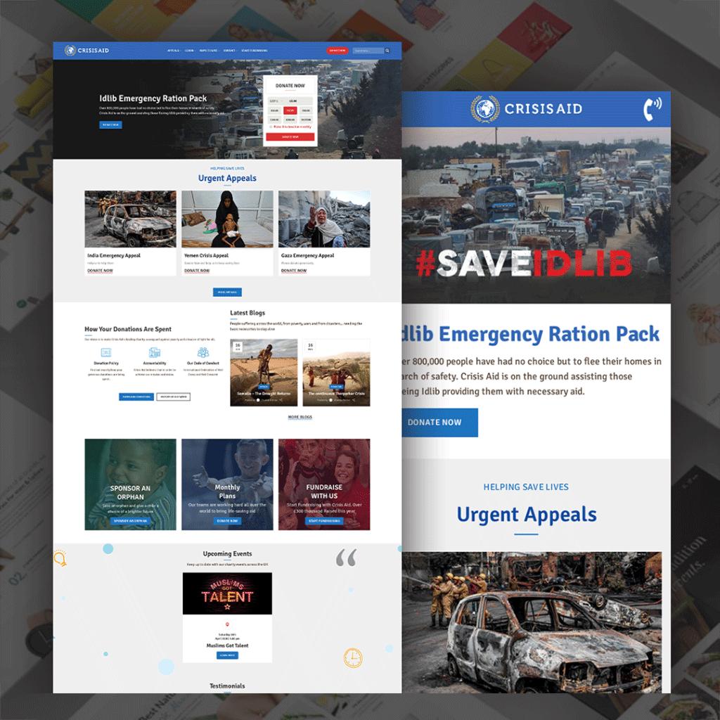 Crisis Aid Full Site